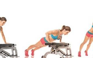 Упражнения для подтяжки внутренней части бедра