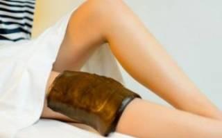 Компрессы при воспалении суставов