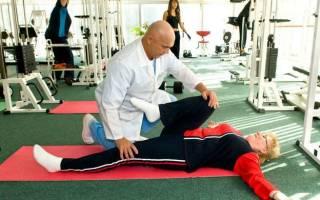 Лечение суставов по методу бубновского
