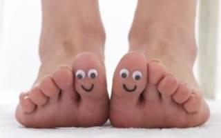Как убрать запах ног у женщин
