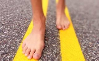 Чем свести бородавку на ноге