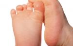 Парафин на ножки ребенку