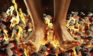 Почему ноги горят огнем перед сном