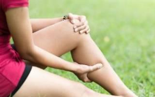 Почему болит нога под коленом сзади