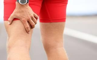 Как избавиться от боли в мышцах ног