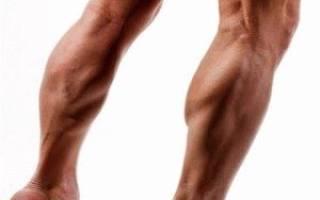 Резкая боль в икроножной мышце причины