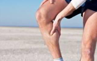 Ноет нога ниже колена причины