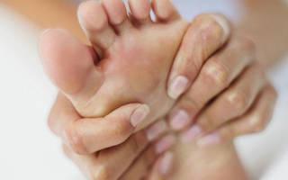 Ревматизм суставов ног стопы