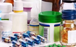 Препараты для заживления трофических язв
