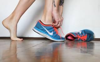 Гимнастика для пальцев ног