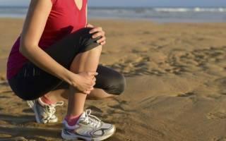 Тянет ногу от колена до стопы причины