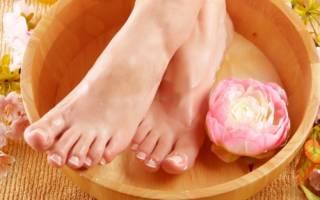 Как убрать натоптыши на ногах в домашних