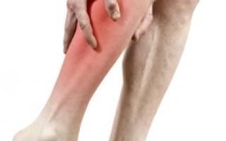 Почему болят голени ног спереди при ходьбе