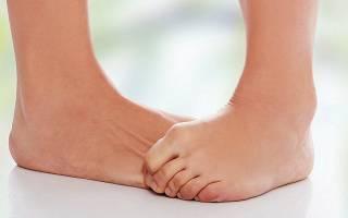 Болит большой палец на левой ноге причины