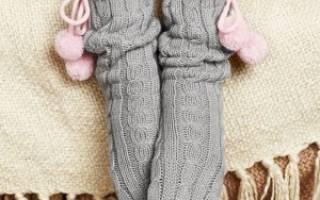 Почему при беременности мерзнут ноги