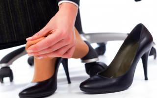 Болит кость на ноге где большой палец