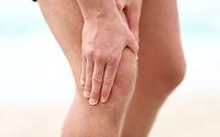 Ноющая боль в коленях причины и лечение