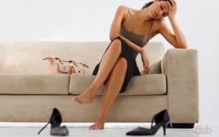 Ломит ногу от колена и ниже