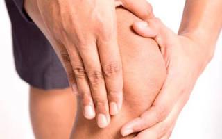 Болит вена на ноге под коленом