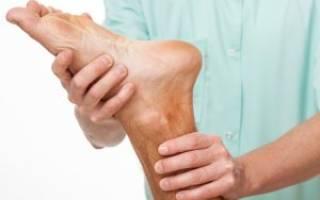 Как делать массаж после перелома лодыжки