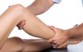 Больно сгибать ногу под коленом сзади