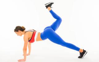Эффективные упражнения для увеличения ягодиц