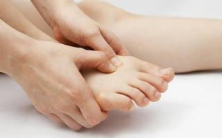Чем лечить стопы ног при болях