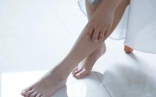 Как понять что отекают ноги