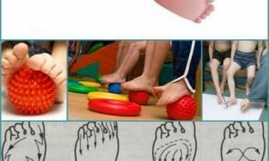 Гимнастика при плоскостопии у подростков