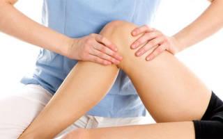 Опухло и болит колено чем лечить
