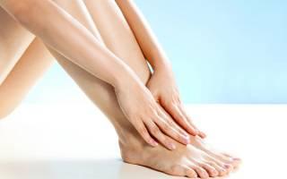 Кровоснабжение ног