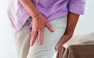 Болит нога в области бедра спереди