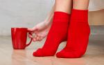 Почему ноги краснеют внизу и опухают