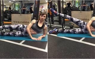 Упражнения для укрепления внутренней поверхности бедер