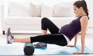 Можно ли поднимать ноги вверх при беременности