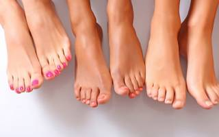 Как вывести сухую мозоль на мизинце ноги