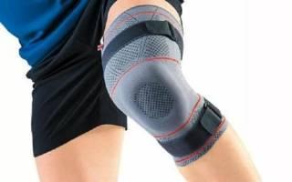 Шарнирные наколенники при артрозе коленного сустава