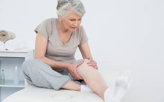 У пожилого человека отекают ноги что делать