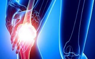 Растяжение связок под коленом сзади симптомы
