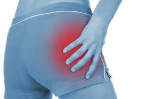 Тазобедренный сустав болит лечение народными средствами