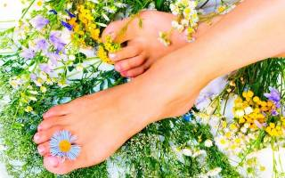 Как вылечить шишки на ногах