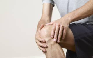Боль в колене при сидении на стуле