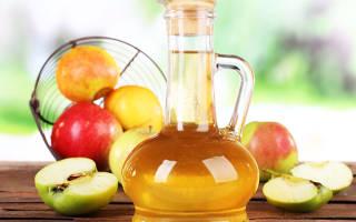 Яблочный уксус от боли в суставах