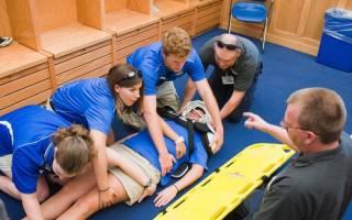 Правила транспортировки при переломе костей таза