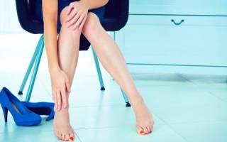 Почему отекают лодыжки ног у женщин