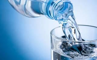 Какую минералку пить при подагре
