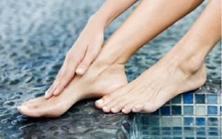 Почему немеют кончики пальцев на ногах