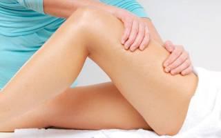 Онемение левой ноги выше колена