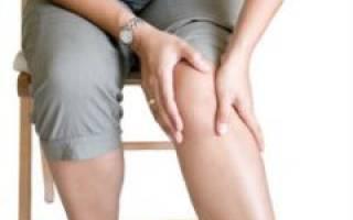 Тянущая боль под коленом сзади причины