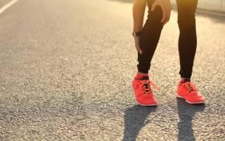 Болит нога после судороги икроножной мышцы